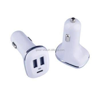 dual car charger for mobile phone battery have multi-fection for smart phone fron shenzhen