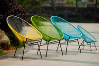 outdoor garden furniture PE rattan egg chair