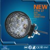 Economical 27w led motorcycle spot light 12v super bright light