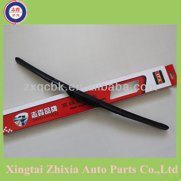 Various types of long-lasting car wiper blade for snow and freezing condition