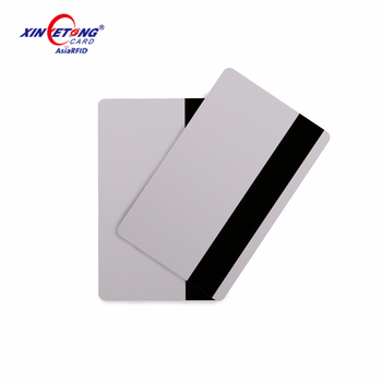 High quality inkjet printable blank pvc plastic cards for L800 printers