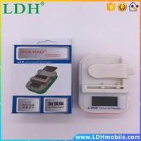 Universal Battery Charger LCD Indicator Screen For Cell Phones USB Charger Samsung/Nokia Battery Charger EU /US PLUG