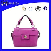 2014 Beautiful and fashionable ladies flight bags