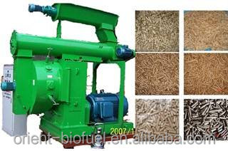 Industrial and practical ce approved wood pellet machine