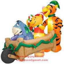 Christmas inflatable,Inflatable tiger,Inflatable cartoon