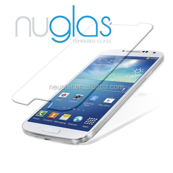 Wholesale mobile phone protective film,nuglass tempered glass screen for Samsung Galaxy Mega 5.8