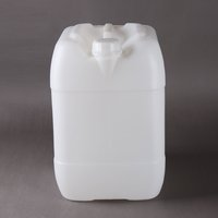 20l white screw cap hdpe plastic gasoline drums water drum