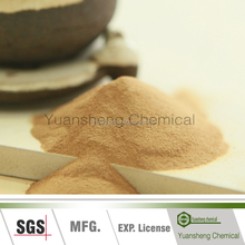 Sulfonated naphthalene formaldehyde sodium salt water based mud fluid loss control additive