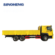 High quality howo heavy duty truck cargo price for sale