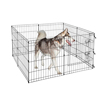 Easy-Up 8 Piece Puppy Rabbit Guinea Pig dog Play Pen 122cms High