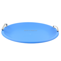 "26"" snow saucer sledge for kids winter outdoor sport"