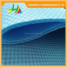 Popular air mesh fabric in shoe industry,3d air mesh fabric for shoe making,air conditioner filter mesh factory in china
