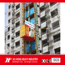 China manufacture passenger and material hoist