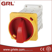 Waterproof Cam Operated Rotary Switch 16A, 20A, 25A, 32A, 63A, 100A