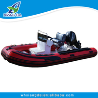 Inflatable folding boat china