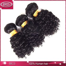 BRIS large stocks drop shipping weft machine to curly hair