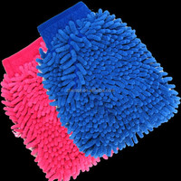 Chenille Car cleaning gloves /car wash gloves/Car wash mitt
