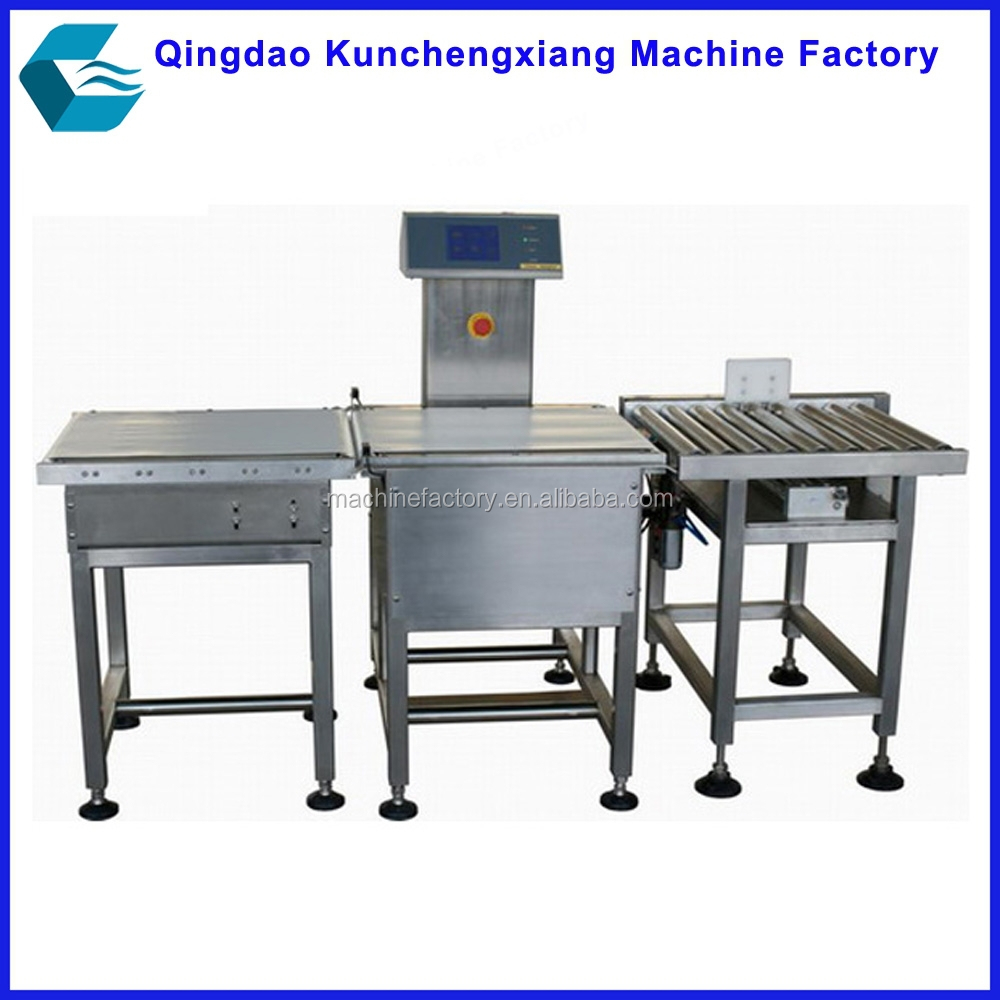 KCX-450NS automatic online weight check machine