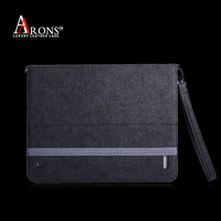 Bag styles with zipper fabric phone case for ipad 3