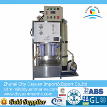 5 T/D Marine Fresh Water Maker Fresh Water Generator For Ship