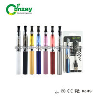 Chinese supplier conzay manufactory e cigarette ego ce4, ego ce4 starter kit, ego ce4 electronic cigarette