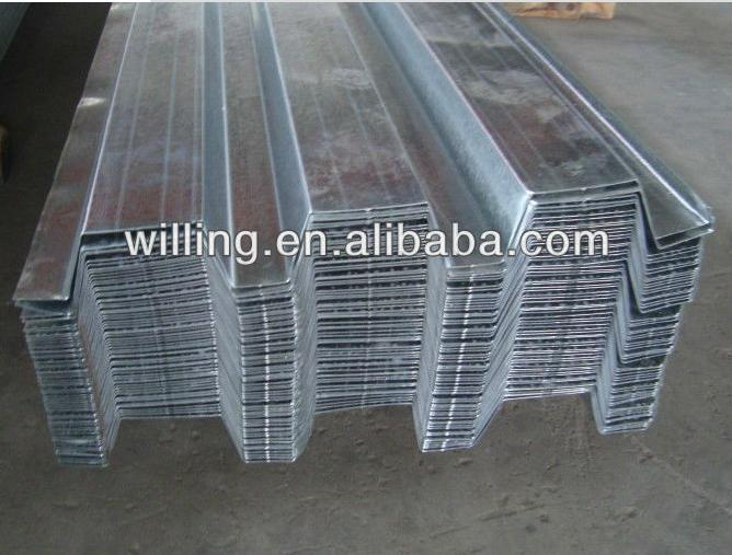 Deck Flooring Sheet/metal decking sheet/galvanized steel floor decking sheet