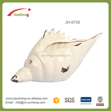 home decor ocean ceramic carved conch shells, innovative new home products