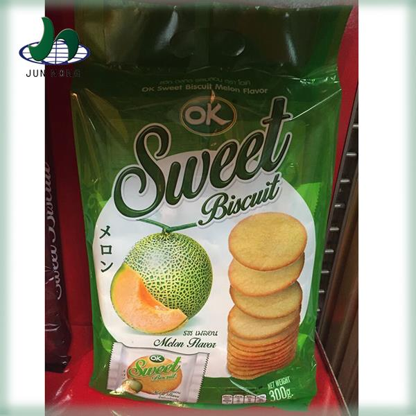 High energy crispy sweet cookie indonesia biscuit with low price