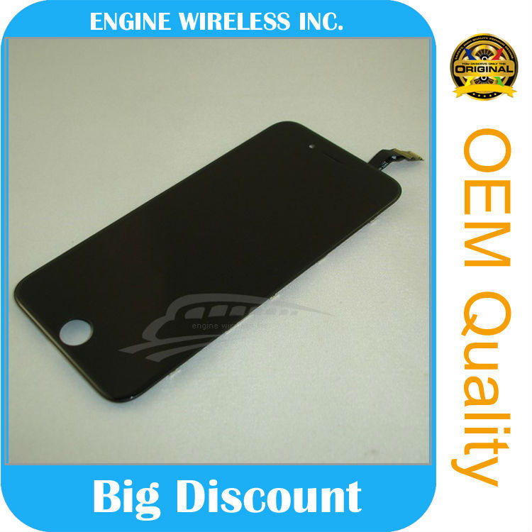 for iphone lcd digitizer screen for iphone6, refurbish for iphone lcd