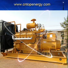 China Manufacturer High Efficiency Easy Start Biomass Electric Power Generator 250kw with CHP Hot Water and Steam