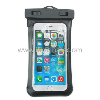 Factory production of waterproof bags for iphone7 plus