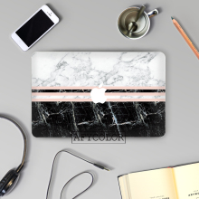 Custom sticker for macbook pro skin sticker marble decorative transparent sticker for macbook Pro 15 Air Retina