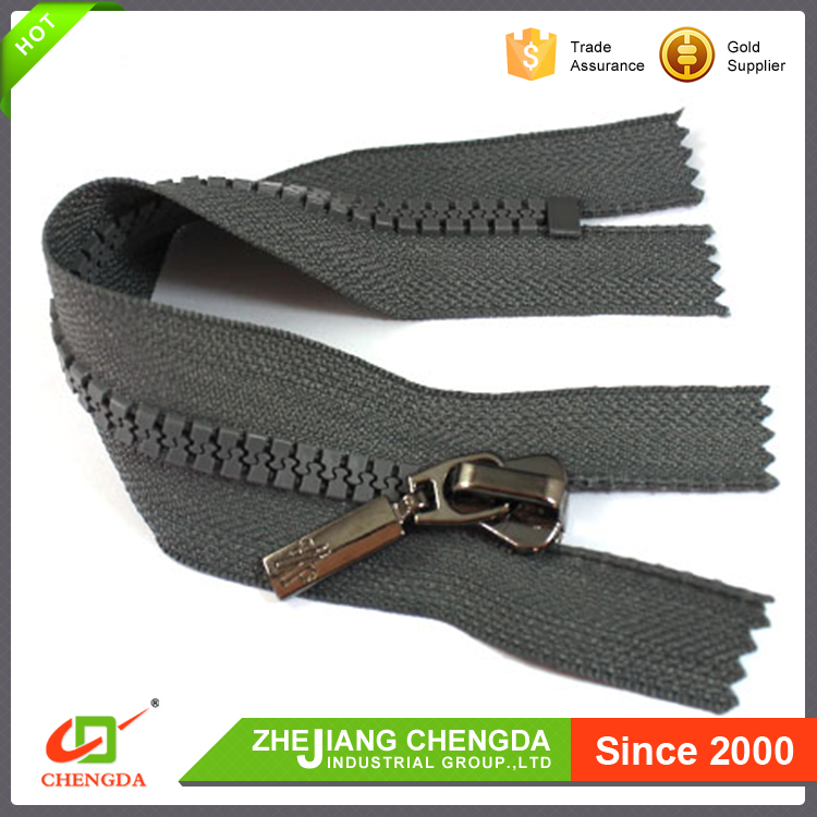 CHENGDA Best-Selling Products Giant Instant Stop Reversible Zipper