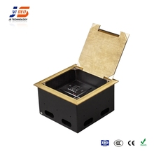 JS-DC400 Electrical Outlet Floor box