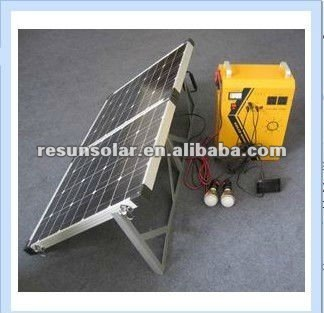 Portable Solar Home System 6W