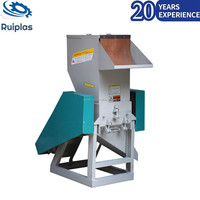 Wholesale waste plastic film recycling crusher machine, recycled plastic making machine