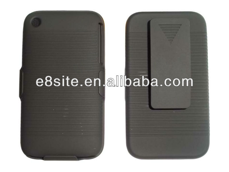 For iPhone 3G 3GS Holster Combo Cell Phone Case