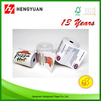 China manufacturer office and school supplies used thermal paper rolls