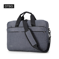 Factory direct China grey suiting cloth laptop handbag
