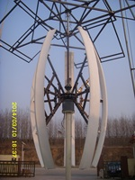 china vertical axis wind generator 10kw