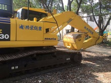 Used excavator made in japan PC230