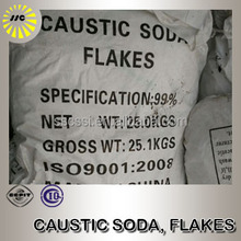caustic soda flakes 99%min cas:1310-73-2