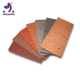 mixed color wood slats floor tile imitate for living