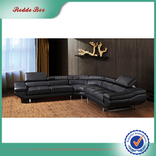 Manufacturer modern sectional fashionable corner sofa