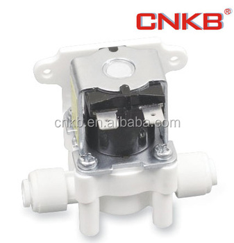 quick union inlet water solenoid valve