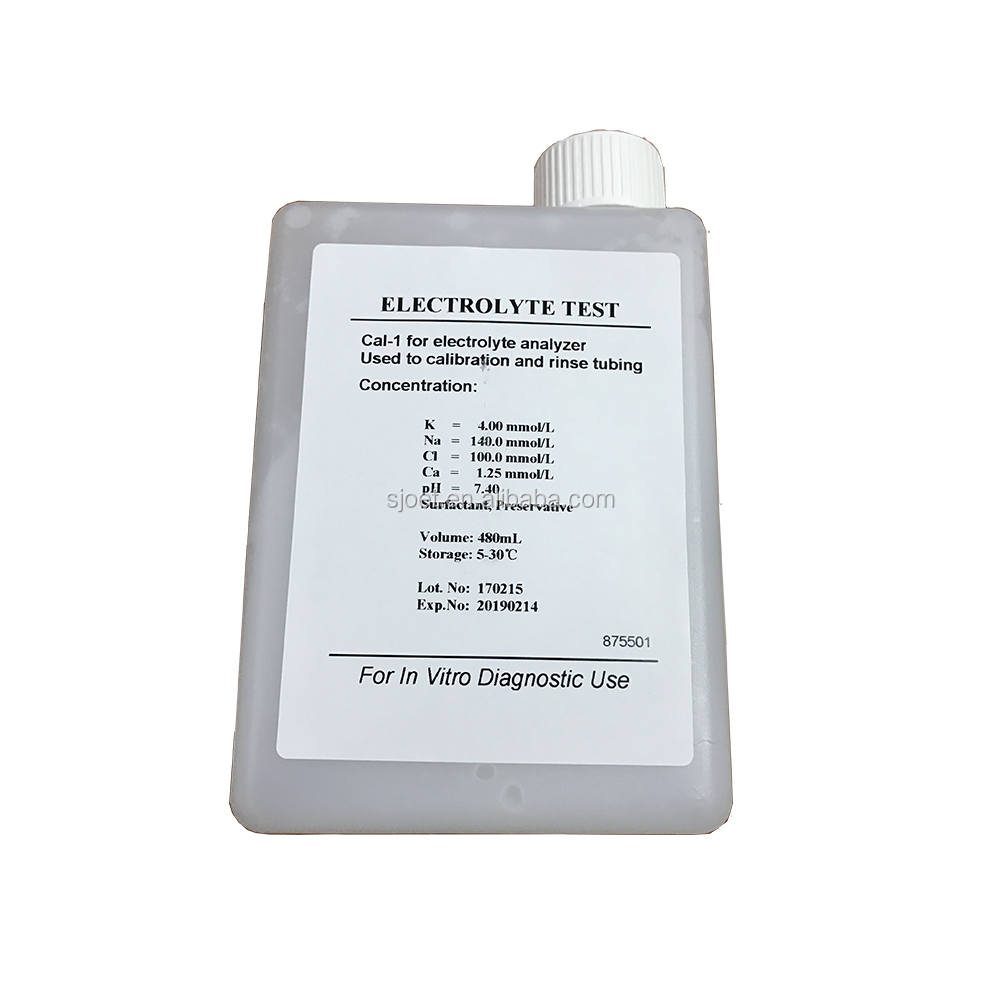 Lab supplies medical equipment calibration for laboratory reagents