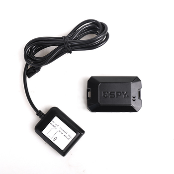 SPY wireless vehicle gps tracker for IOS/Android