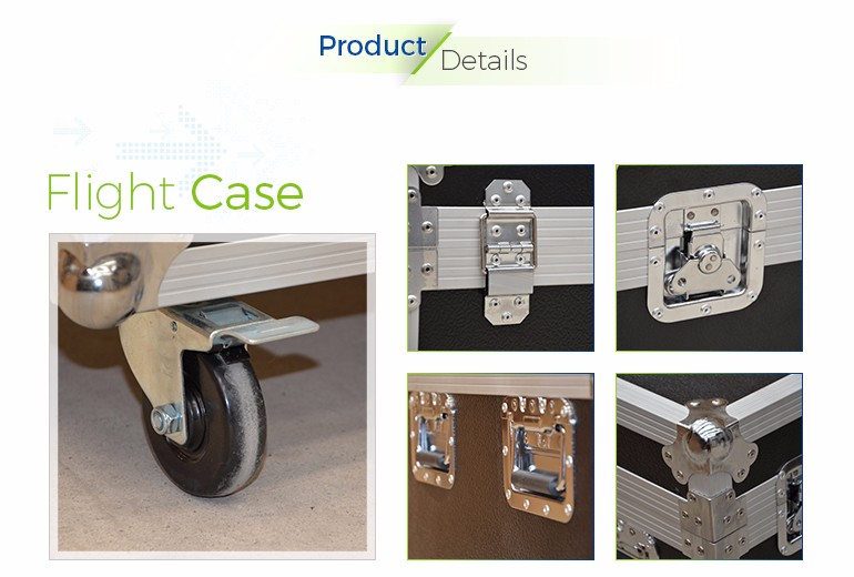 Customized Aluminum Military Transport Box