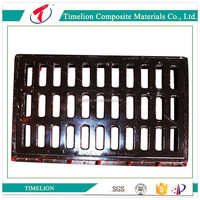 SGS FRP GRP Rectangular Gully Grates China Top 10 Manhole Cover Supplier