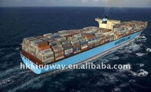 Africa sea cargo shipping from Qingdao by SAF